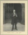 Arthur O'Connor, by Sir (John) Benjamin Stone - NPG x33732