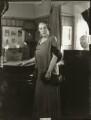 Kate ('Kitty') (née Endersby), Lady Harwood, by Bassano Ltd - NPG x150992