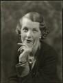 Hon. Marian Rutland (née Stanley), by Bassano Ltd - NPG x151000