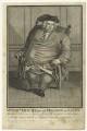 Edward Bright, by Thornton, after  David Ogborne - NPG D23455