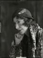 (Lilian) Maud Glen (née Coats), Duchess of Wellington, by Bassano Ltd - NPG x151007