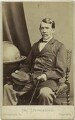 David Livingstone, by London Stereoscopic & Photographic Company - NPG x12432