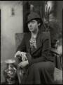 Agnes Mary (née Weld-Blundell), Lady Grey, by Bassano Ltd - NPG x151017