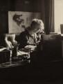 Frances Louise Stevenson, by (Mary) Olive Edis (Mrs Galsworthy) - NPG x16096