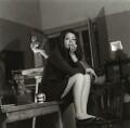 Diana Rigg, by Jorge ('J.S.') Lewinski - NPG x128709