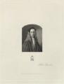 John Byrom, by James Posselwhite, after  Unknown artist - NPG D23458