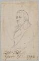 Lovell Todd, by Henry Bone, after  John Opie - NPG D17549