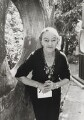 Barbara Hepworth, by Bob Collins - NPG x128703