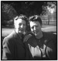 (Florence) Elsie Waters; Doris Ethel Waters, by Francis Goodman - NPG x88158