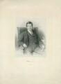 Robert Barnewall, by James Henry Lynch, after  John Hayes, after  Robert Home - NPG D23473
