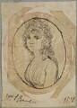 Elizabeth Bowles (née Rushout), by Henry Bone, after  Andrew Plimer - NPG D17657