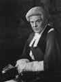 Sir Patrick Reginald Evelyn Browne, by Godfrey Argent - NPG x4741
