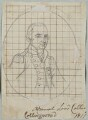 Cuthbert Collingwood, Baron Collingwood, by Henry Bone, after  Giuseppe Politi - NPG D17670