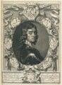 John Mordaunt, 1st Viscount Mordaunt of Avalon, by William Faithorne, after  Adriaen Hanneman - NPG D22869