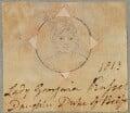 Lady Georgiana Elizabeth Russell (later Mrs Romilly), by Henry Bone, after  Samuel Shelley - NPG D17680