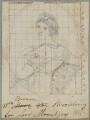 Mrs Brown, by Henry Bone, after  Peter Edward Stroehling - NPG D17681