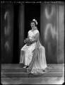Hon. Sybilla Laura Russell Fey (née St John), by Bassano Ltd - NPG x151096