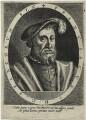 François I (Francis I), King of France, after Unknown artist - NPG D23477