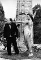 Karel Reisz; Vanessa Redgrave as Isadora Duncan, by Michael Seymour - NPG x88172