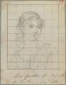 Corisande Armandine, Countess of Tankerville when Lady Ossulston, by Henry Bone, after  Elisabeth-Louise Vigée-Le Brun - NPG D17723