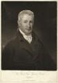 John Theodore Barker, by John Young, after  John Renton - NPG D23487