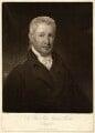 John Theodore Barker, by John Young, after  John Renton - NPG D23490