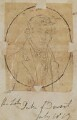 George John Frederick Sackville, 4th Duke of Dorset, by Henry Bone, probably after  George Sanders (Saunders) - NPG D17735