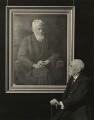 John Collier, by London News Agency - NPG x12401