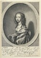 Mary, Princess of Orange, by and published by William Faithorne, after  Sir Anthony van Dyck - NPG D22881