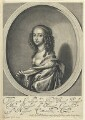 Mary, Princess of Orange, by and published by William Faithorne, after  Sir Anthony van Dyck - NPG D22882