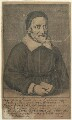 William Oughtred, by William Faithorne, after  Wenceslaus Hollar - NPG D22886
