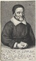 William Oughtred, by William Faithorne, after  Wenceslaus Hollar - NPG D22887