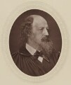 Alfred, Lord Tennyson, by John Jabez Edwin Mayall, published by  Sampson Low, Marston, Searle and Rivington - NPG Ax17709