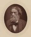 Sir Charles Thomas Newton, by John Jabez Edwin Mayall, published by  Sampson Low, Marston, Searle and Rivington - NPG Ax17724