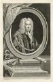 John Barber, by Gerard Vandergucht, after  Bartholomew Dandridge - NPG D23506
