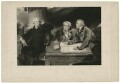 Sir Francis Baring, 1st Bt, John Baring; Charles Wall, by Edward McInnes, after  Sir Thomas Lawrence - NPG D23507