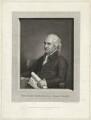 Isaac Barré, by John Hall, after  Gilbert Stuart - NPG D23508