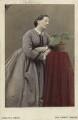 (Johanna) Therese Carolina Tietjens (Titiens), by Adolphe Paul Auguste Beau - NPG x74495