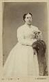 (Johanna) Therese Carolina Tietjens (Titiens), by Robert White Thrupp - NPG x74496
