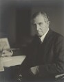 Sir Harold Arthur Brown, by Walter Stoneman - NPG x166151