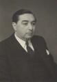 George Alfred Brown, Baron George-Brown, by Walter Stoneman - NPG x166159