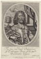 Endymion Porter, by William Faithorne, published by  Thomas Rowlett, after  William Dobson - NPG D22906