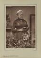 Eliza Linton, by Herbert Rose Barraud, published by  Eglington & Co - NPG Ax5483