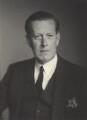 Victor Alexander George Anthony Warrender, 1st Baron Bruntisfield of Boroughmuir, by Walter Stoneman - NPG x166184