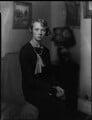 Lady Iris Victoria Beatrice Grace Kemp (née Mountbatten), by Bassano Ltd - NPG x151243