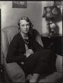 Lady Iris Victoria Beatrice Grace Kemp (née Mountbatten), by Bassano Ltd - NPG x151245