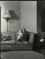 Hon. Stella Maria Glyn Wynn and her son David Jackson, by Bassano Ltd - NPG x151249