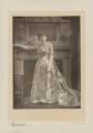 Maria Louisa (née Long), Lady Monckton, by Herbert Rose Barraud, published by  Eglington & Co - NPG Ax5525
