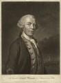 Samuel Barrington, by Richard Earlom, printed for  Robert Sayer, printed for  John Bennett, after  Benjamin Wilson - NPG D21464