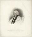 Shute Barrington, by Charles Picart, after  Henry Edridge - NPG D21466